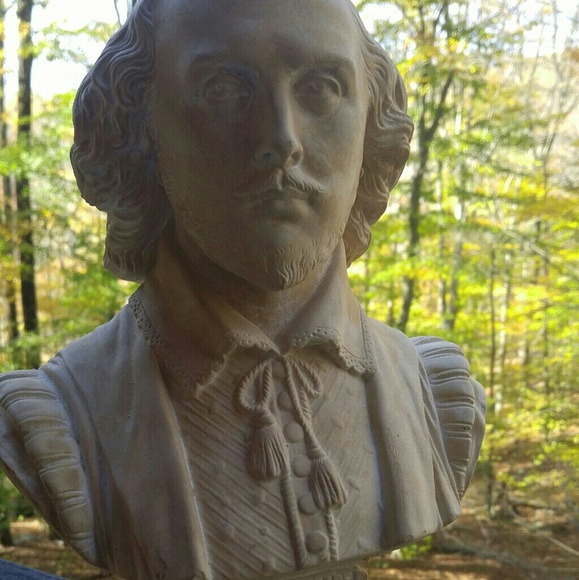 none Other - Bust of William Shakespeare